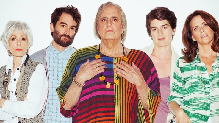 Transparent is a wonderful series about family and understanding one another. Series to look up on Amazon and Netflix