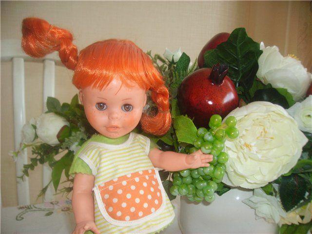 Vintage włoski Pippi lalka z włoską firmą Zanini Zambelli. / Lalki dzieciństwa / Shopik. Sprzedaj kupić lalkę / Beybiki. Lalki zdjęcia. Odzież dla lalek