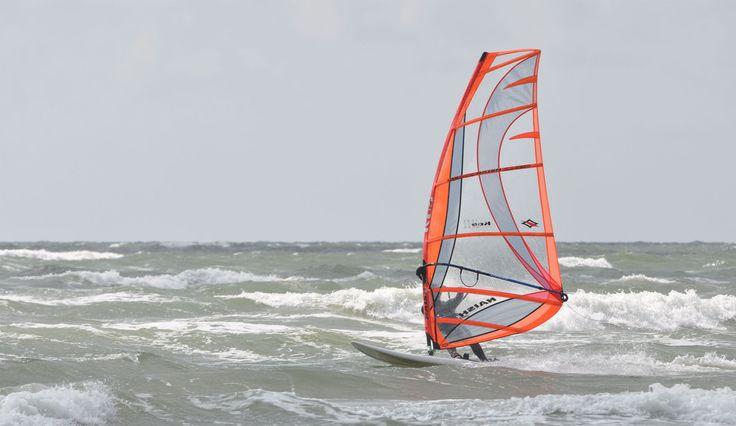 Windsurfing - Danish North Sea