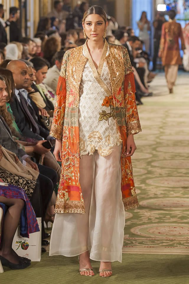 2017 Fashion Pakistan Week 11 Shamaeel Ansari Latest Dresses Picture Gallery Fashion Fashion Central Dress Picture