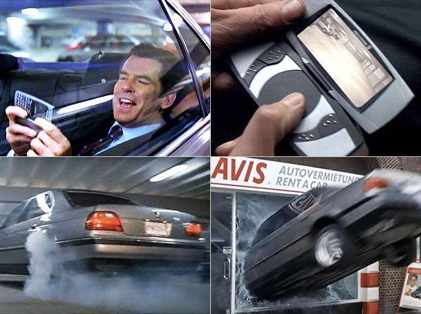 Tomorrow Never Dies Car | The BMW 750iL