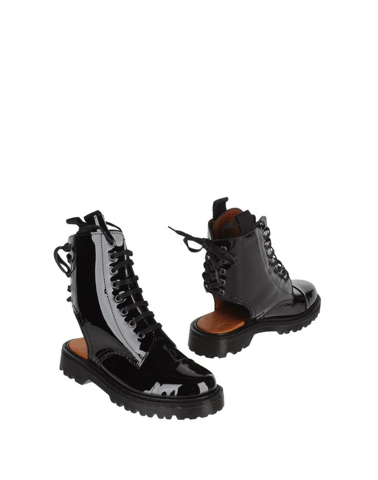 JEAN PAUL GAULTIER Women - Footwear - Ankle boots JEAN PAUL GAULTIER: Fashion Favs, Jean Paul Gaultier, Gaultier Shutup, Style, Jpg Boots, Gaultier Ankle, Ankle Boots Jeans