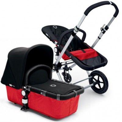 Bugaboo Cameleon Base Bebek Arabası Red
