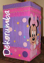 Image result for caja de regalos minnie