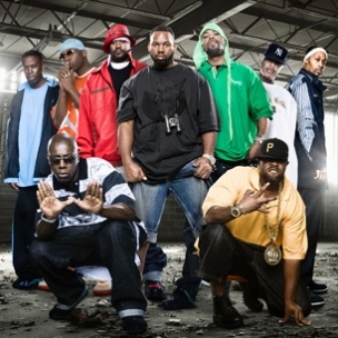 Wu-Tang Clan - Dopest Rap Crew EVER!!
