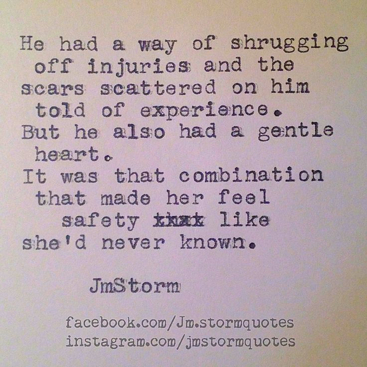 Jm Storm Quotes For Him