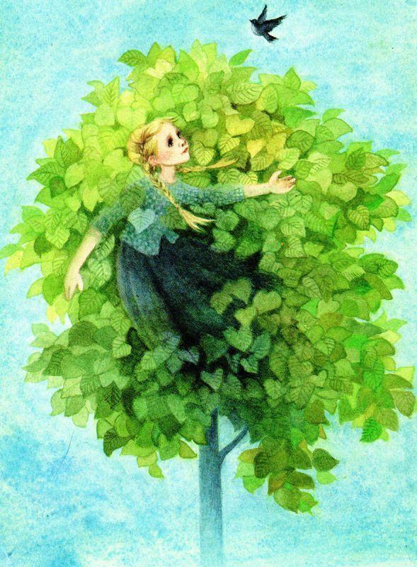 Ilon Wikland:Kling meine Linde Kling von Astrid Lindgren