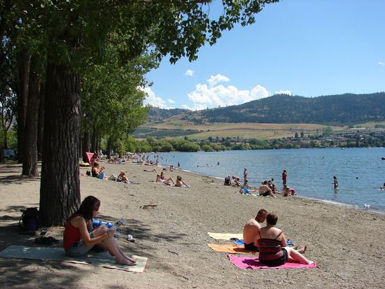 Kin Beach, Vernon BC -- Curated by: Ultimate Social Club | #4 1900 46th avenue | 2505494418