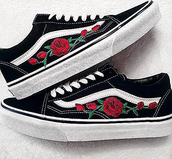 Sneakers, Vans old skool