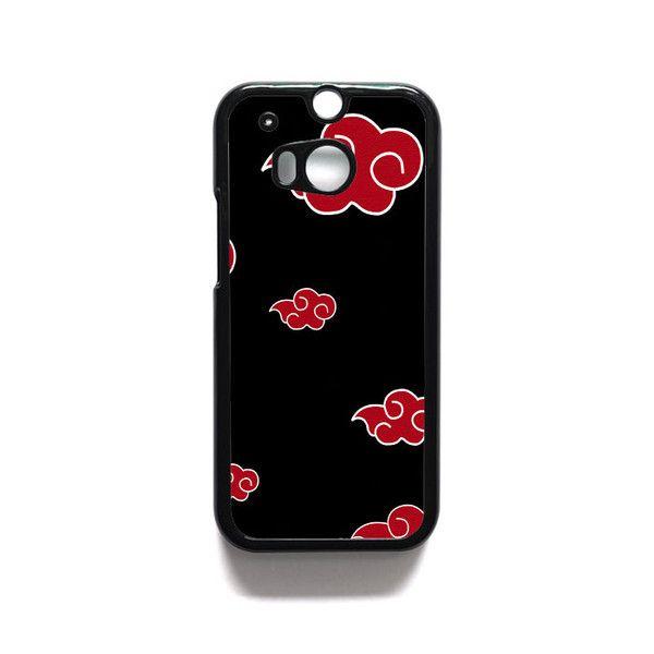 Akatsuki Pattern HTC One M7 M8 iPod Touch 4 5 Case Cover