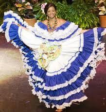 traje tipico de honduras -
