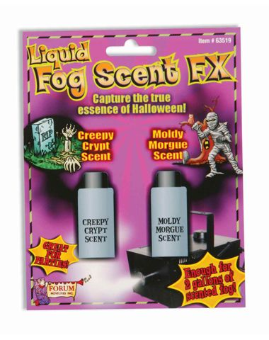 Creepy Fog Scents
