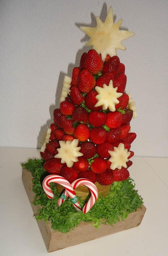 arreglos preciosos ramos frutales ideas para las fiestas infantiles