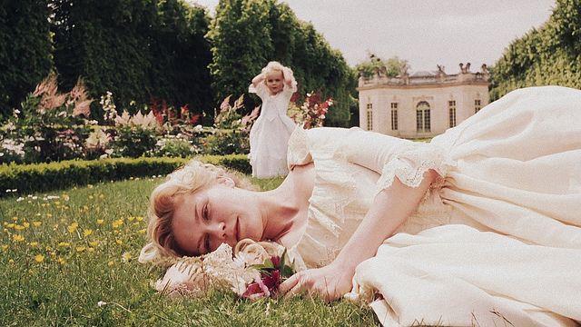 Film: Marie-Antoinette | Director: Sofia Coppola | Date: 2006 | Actor: Kirsten Dunst