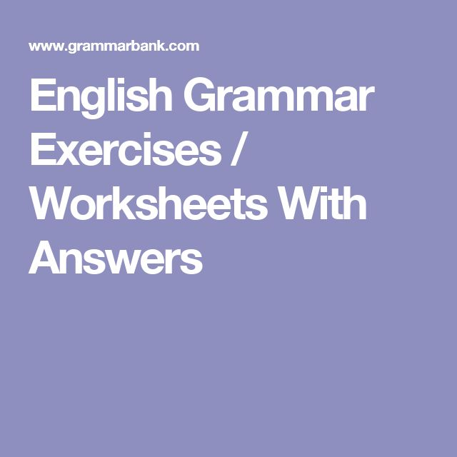 25 best ideas about english grammar worksheets on pinterest english grammar questions simple. Black Bedroom Furniture Sets. Home Design Ideas