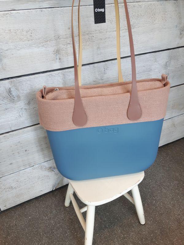 O`Bag trim faded linnen phard / rouge