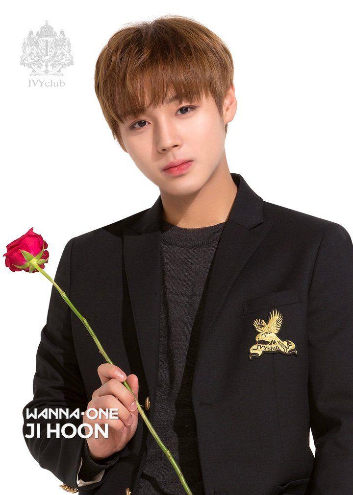 Jihoon X Ivy Club