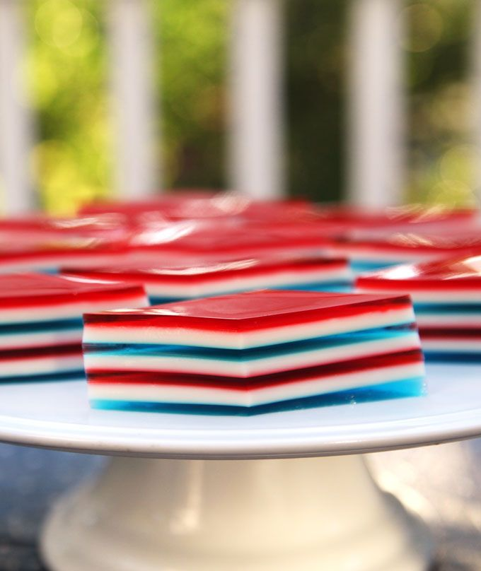 Red White Blue Jello . Kitchen Explorers . PBS Parents | PBS