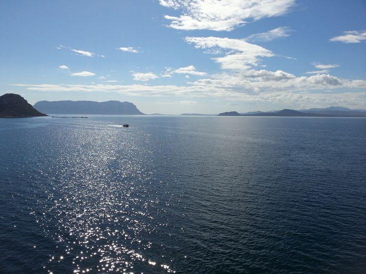 Ferry to Sardinia
