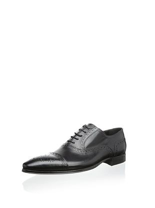 Dino Bigioni Men's Medallion Oxford