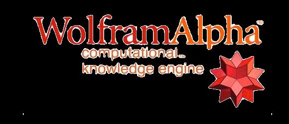"""WolframAlpha die Nummer eins Wissensquelle    Ich habe heute WolframAlpha für mich entdeckt. Der Name als solches war mir bereits seit längerem ein Begriff, aber es hatte mich bis jetzt nicht sonderlich interessiert. Ich hatte es einfach nicht vor eine """"neue"""" Suchmaschine zu probieren, weil ich mit Google absolut zufrieden bin – naja bis jetzt…"""