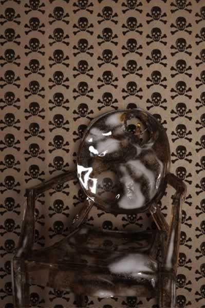 Skull Wallpaper Home Decor