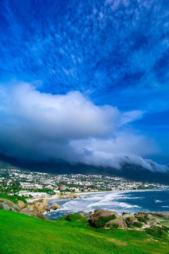 Glen Beach, Camp's Bay, Cape Town - South Africa