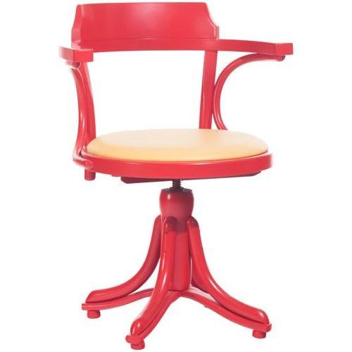 Kontor van TON is een van de weinige draaistoelen die TON produceert. Het ontwerp is gebaseerd op stoel No. 24 en No. 25, maar de rugleuning kan met of zonder waaier versierd worden. De Kontor is ideaal voor een modieuze werkplek of voor kamers met groeiende kinderen.Bekijk alle stof- en houtmogelijkheden op DEZE WEBSITE, u kunt volledig uw eigen stoel samenstellen, elke samenstelling kunt u bij ons bestellen.NEEM CONTACT MET ONS OP VOOR EEN PRIJSOPGAAFDe prijs hiernaast is vanaf-prijs.