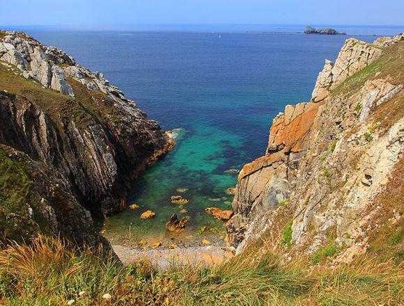 Pointe de Penhir, Finistère - © Philippe Turpin, Photononstop
