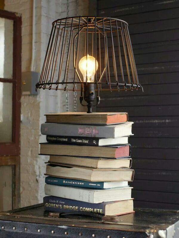 Boekenlamp ...