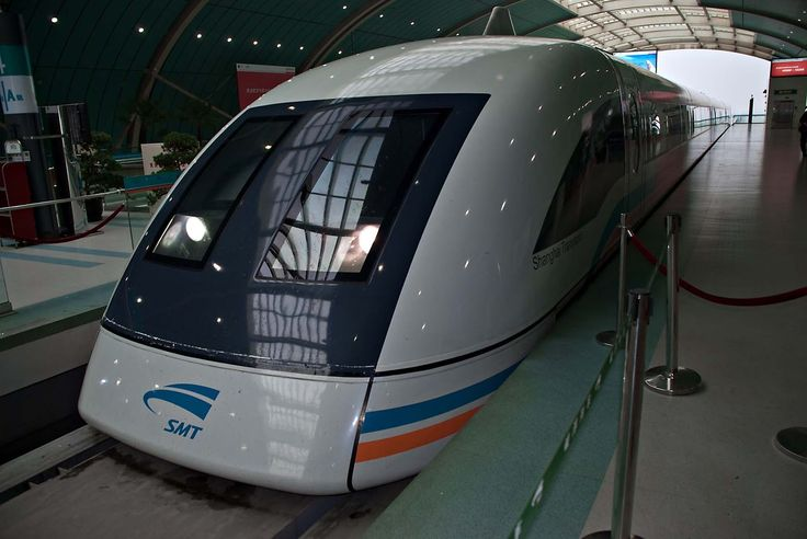 SKOTIA Photography - Through The Lens: Transrapid Maglev Szanghaj - China