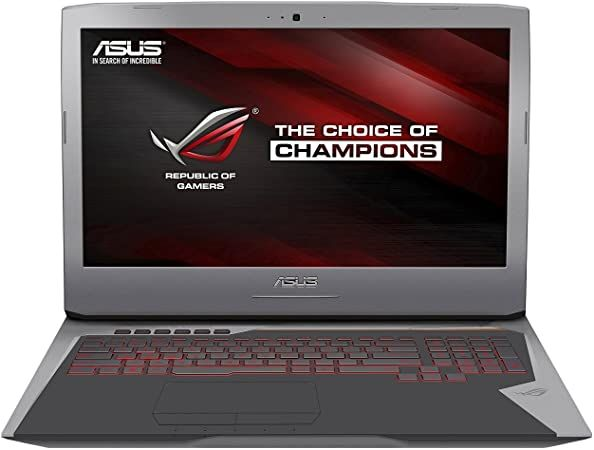 Im Test 2020 Asus Rog G752vl Gc059t 439cm 173 Zoll Fhd Matt Laptop Intel Core I7 6700hq 16gb Ram 256gb Ssd 1tb Hdd Nvidia Gt In 2020 Asus Laptop Asus Gaming Laptops