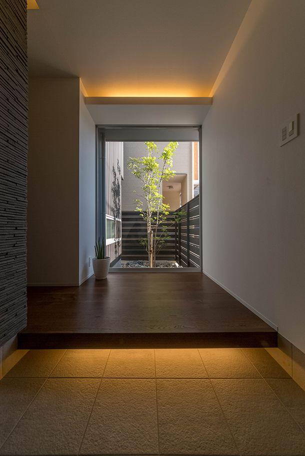 ウッドデッキのある家・間取り(愛知県名古屋市) | 注文住宅なら建築設計事務所 フリーダムアーキテクツデザイン