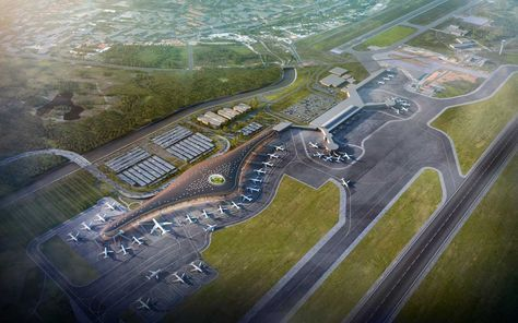 Tocumen International Airport | Projects | Foster + Partners