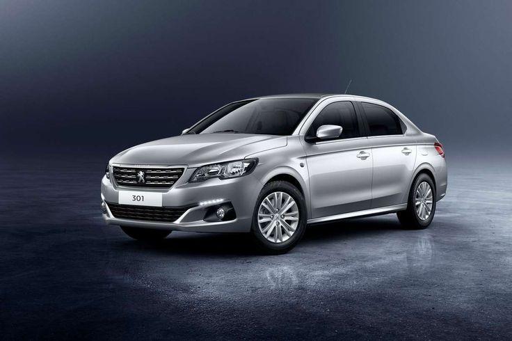 Nouvelle berline Peugeot 301