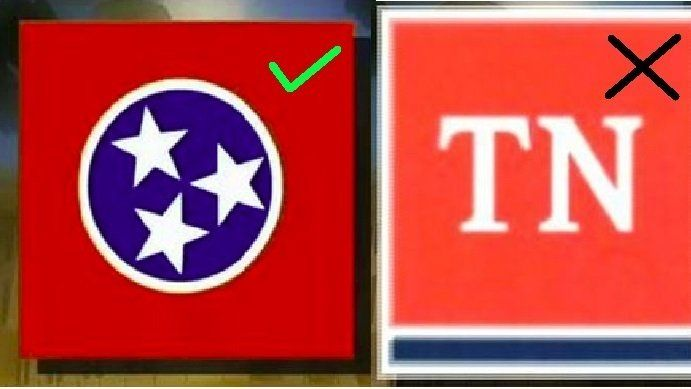 Petition · Bill Haslam: Do not change the Tennessee state logo. · Change.org