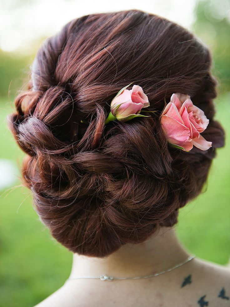 17 Best Ideas About Updo Hairstyle On Pinterest