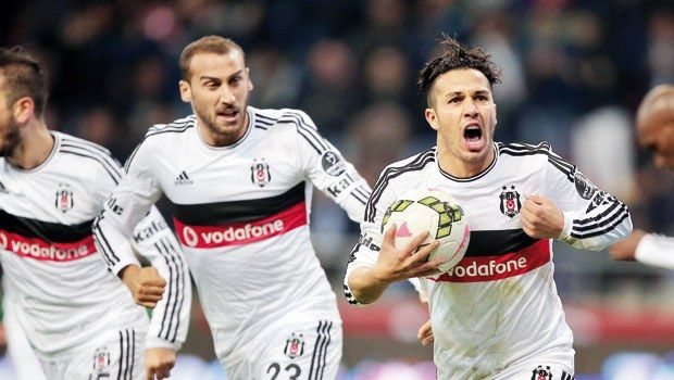 Beşiktaş'ın genç yıldızı büyüledi
