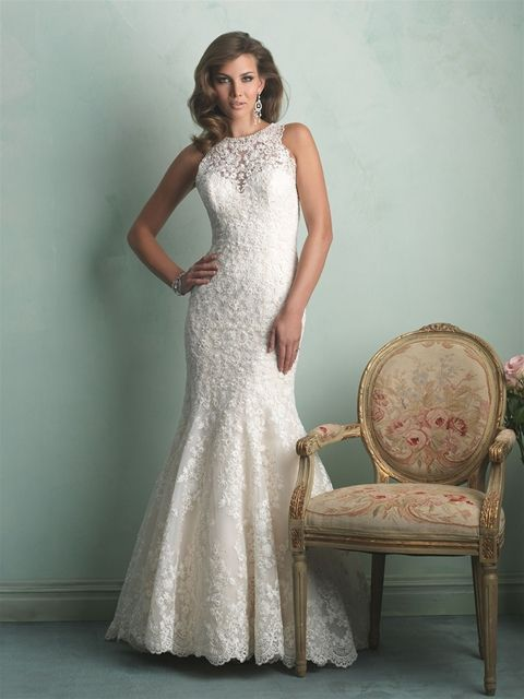 50 best Tattoo Lace Wedding Gown images on Pinterest | Wedding ...