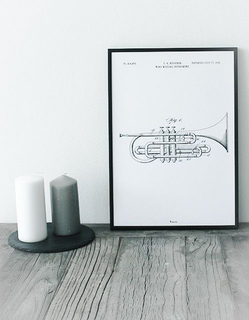 Trumpet - Available at www.bomedo.com