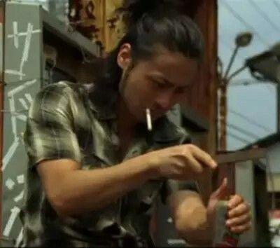 Serizawa Tamao | Crows Zero | Suzuran