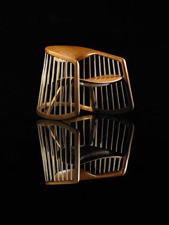 125 Anniversary Modern Day Rocking Chair by Noe Duchaufour-Lawrance