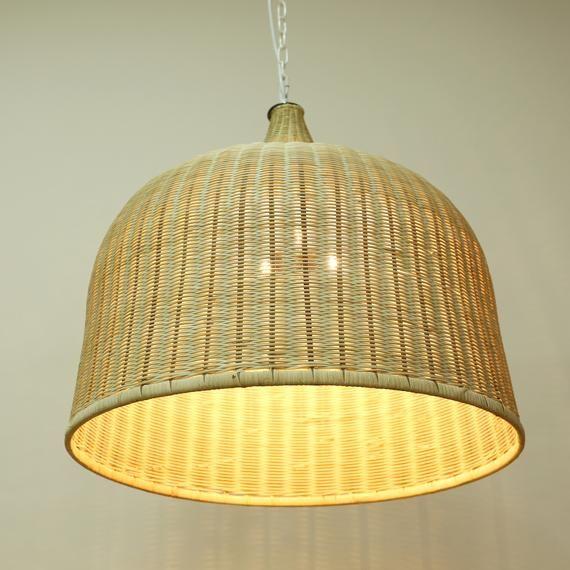 Rattan Pendant Light ,Natural Light Fixture,Ceiling