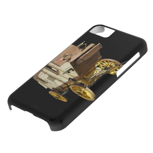 1860s Stagecoach - Denver Gold Rush Cover For iPhone 5C
