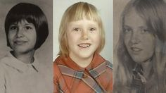 Missing Girls // Cold Case Squad Investigating 40-Year-Old Missing Girl Cases Has Leads, Suspects
