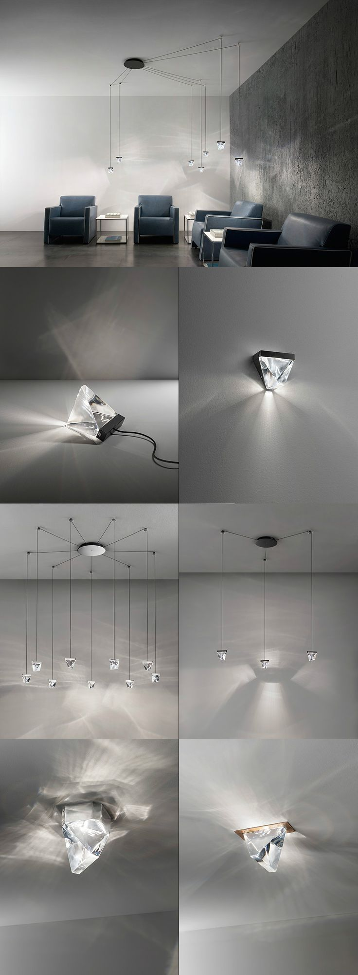 However minimal, Tripla is one of the most versatile lighting solutions ever…