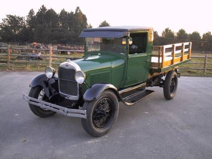 Old TRUCKS FOR SALE | 1929 Ford Model AA Stakebed Truck
