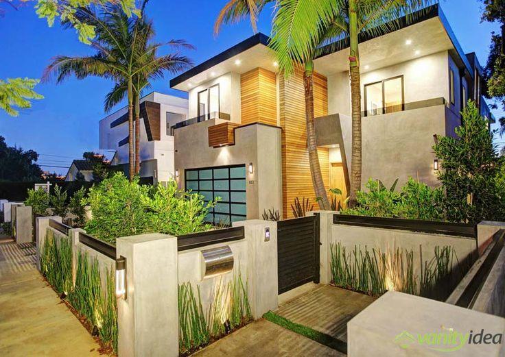 luxury house in California
