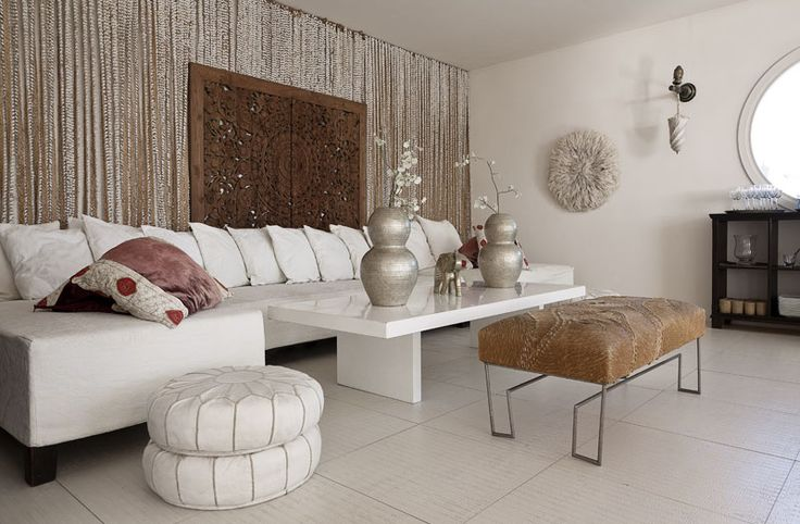 moroccan inspired living room at puro hotel in mallorca spain room