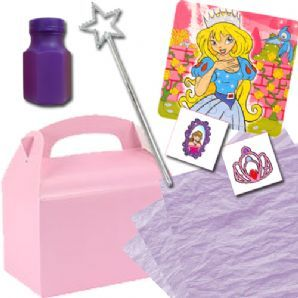 Girls Party Gift Box - PGB072